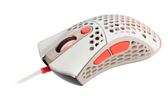 2E Gaming Mouse HyperSpeed Lite White